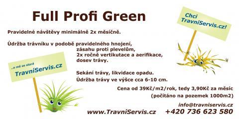Full Profi Green