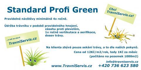 Standard Profi Green