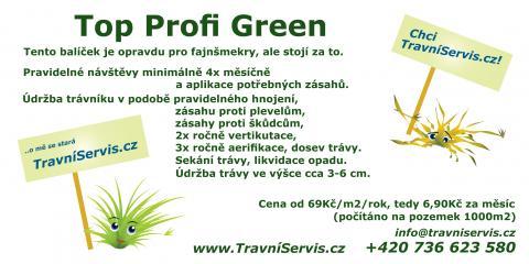 Top Profi Green