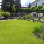 Kunratice, závlaha trávník